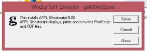 Ghostscript(1)
